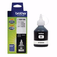 BOTELLA DE TINTA BROTHER NEGRA BT6001BK DE ALTO RENDIMIENTO DE HASTA 6000 PGINAS COMPATIBLE CON TINTA CONTINUA BROTHER