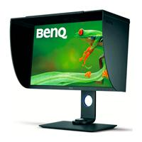 MONITOR LED BENQ 27 NEGRO SW271 PROFESIONAL, RESOLUCION 4K 3840 X 2160 HDMI 2.0, DISPLAY PORT